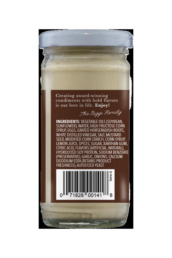 Beaver Brand Deli Horseradish Sauce Beaverton Foods