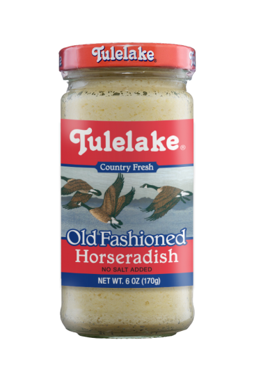 Tulelake Old Fashioned Horseradish front 6oz