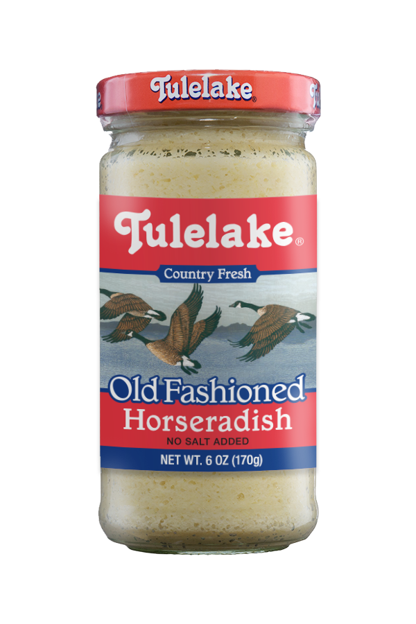 Tulelake Old Fashioned Horseradish front 6oz