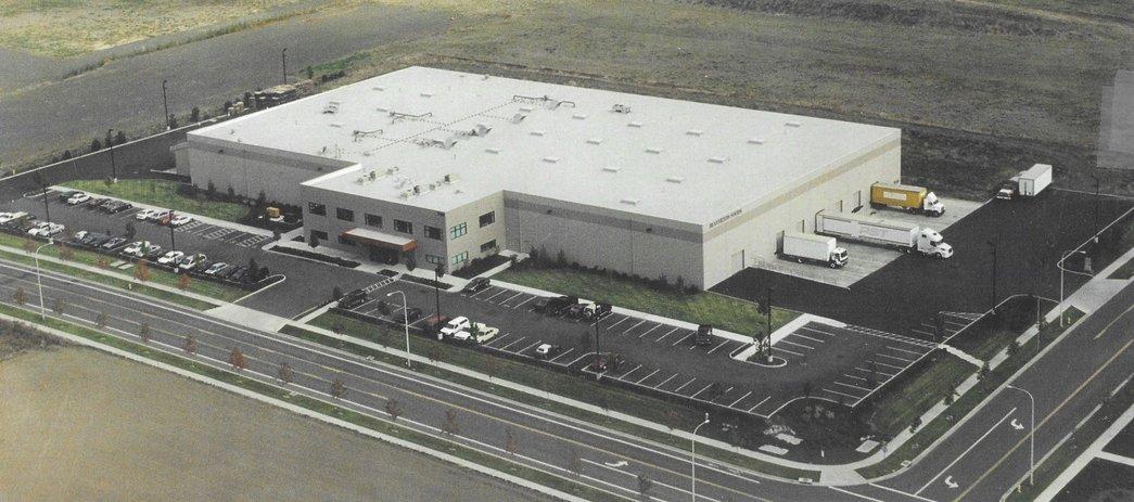 Beaverton Foods manufacturing plant