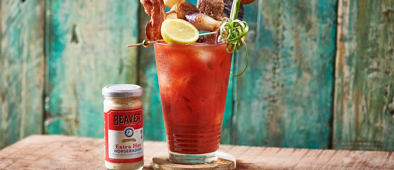 Beaver Brand Extra Hot Bloody Mary